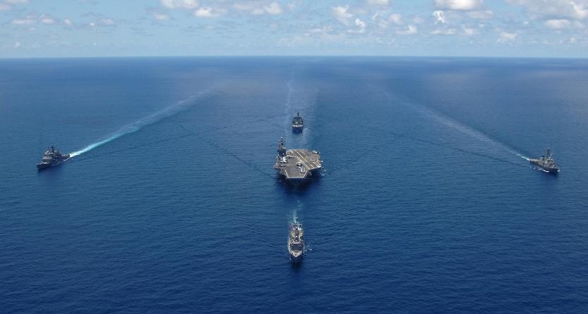 世界最強の米海軍の中でも中核を担う空母打撃群の戦闘力は?