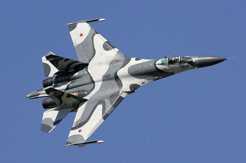 ロシアの戦闘機DU-27